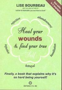 Heal Your Wounds and Find Your True Self