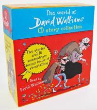 World of David Walliams CD Story Collection