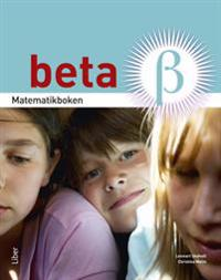 Matematikboken Beta Grundbok