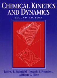 Chemical Kinetics and Dynamics