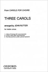 Three Carols