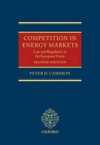 Competition in Energy Markets
