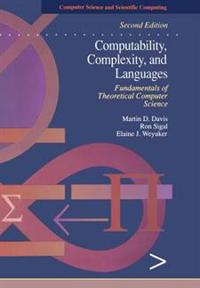 Computability, Complexity, and Languages