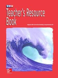 Corrective Reading Comprehension Level B1, National Teacher Resource Book