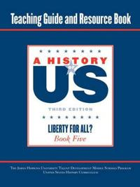 A History of Us V5 Teaching Guide + Resource Book