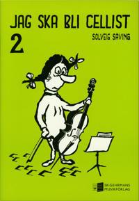 Jag ska bli cellist 2 -  pdf epub