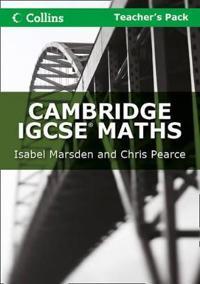 Cambridge IGCSE Maths Teacher's Pack
