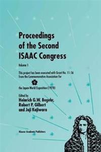 Proceedings of the 2nd Isaac Congress
