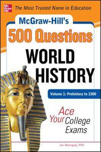McGraw-Hill's 500 World History Questions