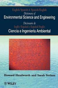 English/Spanish Dictionary of Enviromental Science and Engineering