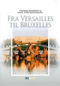 Fra Versailles til Bruxelles