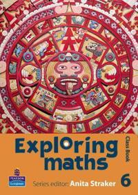 Exploring Maths: Tier 6 Class Book