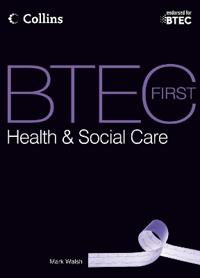 BTEC First HealthSocial Care