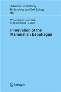 Innervation of the Mammalian Esophagus