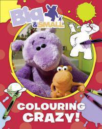 BigSmall Colouring Book