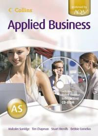 Collins Applied Business: AS for AQA Student's Book