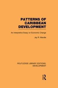 Patterns of Caribbean Development