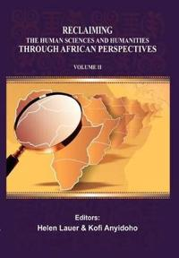 Reclaiming the Human Sciences and Humanities Through African Perspectives