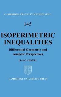 Isoperimetric Inequalities