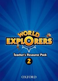World Explorers: Level 2: Teacher's Resource Pack