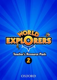 World Explorers: Level 2: Teacher's Resource Pack