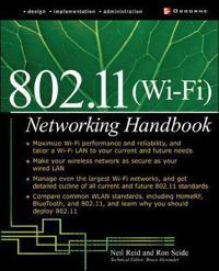 802.11 Wi-fi