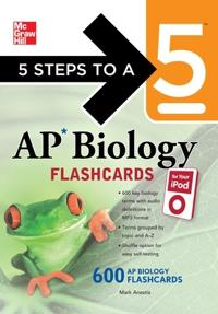 AP Biology Flashcards for Your iPod