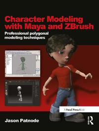 Character Modelling With Maya And ZBrush