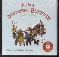 Jul hos børnene i Bulderby - 1 pakke = 6 stk. af samme titel