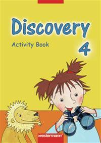 Discovery 4. Activity Book.