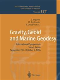 Gravity, Geoid and Marine Geodesy
