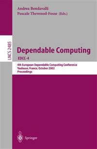 Dependable Computing EDCC-4