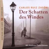 Ruiz Zafón, C: Schatten d. Windes/7 CDs