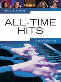 Really easy piano - all-time hits