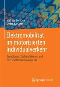 Elektromobilit t Im Motorisierten Individualverkehr