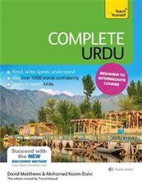 Teach Yourself Complete Urdu