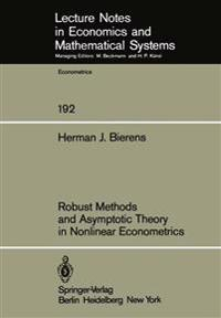 Robust Methods and Asymptotic Theory in Nonlinear Econometrics