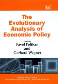 The Evolutionary Analysis of Economic Policy