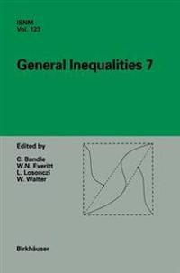 General Inequalities 7