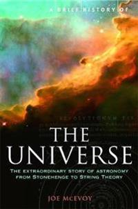 Brief history of the universe - from ancient babylon to the big bang