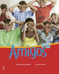 Amigos uno Allt-i-ett-bok
