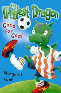 Littlest Dragon Goes for Goal