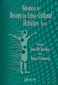 Advances in Design for Cross-cultural Activities Part II
