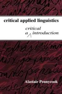 Critical Applied Linguistics PR
