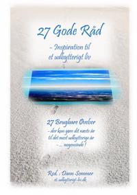 27 Gode R D - Inspiration Til Et Udbytterigt LIV