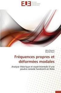 Fr�quences Propres Et D�form�es Modales