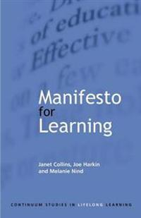 Manifesto for Learning