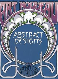 Art Nouveau Abstract Designs