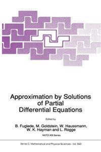 Approximation by Solutions of Partial Differential Equations