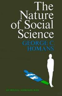 The Nature of Social Science